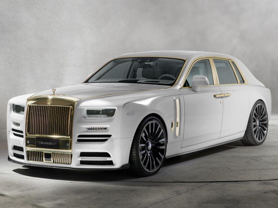 擁有Rolls Royce Phantom後的下一步??改裝它!!