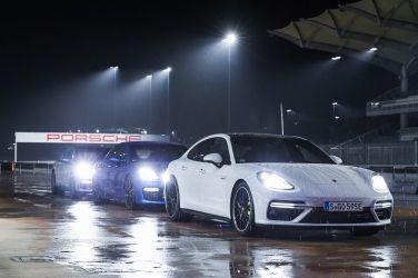 邁向電能之路 Porsche E-Performance Nights