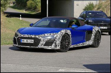 推入門求銷售   Audi R8 Spyder小改款