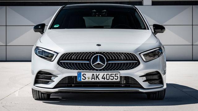 2018年11月 Benz 賓士全車系中古車行情表
