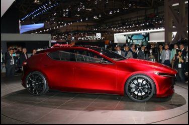 Mazda 3大改現身?  Mazda官網釋出最新車款影片