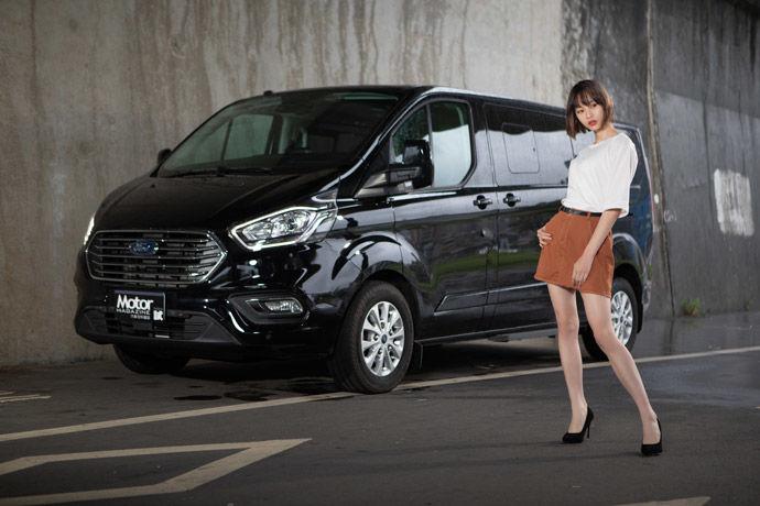 Motor Babe - Ford Tourneo Custom    靈活旅行家