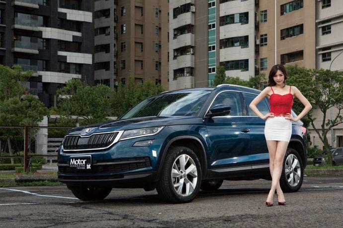 Date With LUCY - Škoda Kodiaq 2.0 TSI尊榮版    有了它 便足已!