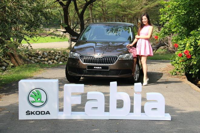 與眾不同的高CP值歐洲小掀背 Skoda三代Fabia小改款車型試駕