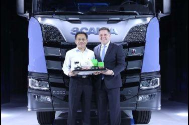 重型商用車新旗艦 新世代SCANIA 打造運輸產業新境界