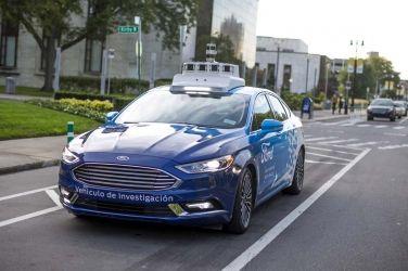 Ford呼籲產業攜手制定自駕車指示燈號