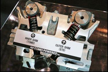 引擎上半座強化(3)---汽門彈簧關門緊不緊全靠它