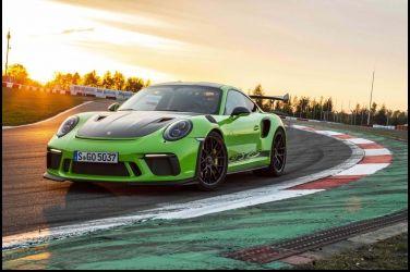 最強戰駒抵台Porsche 911 GT3 RS