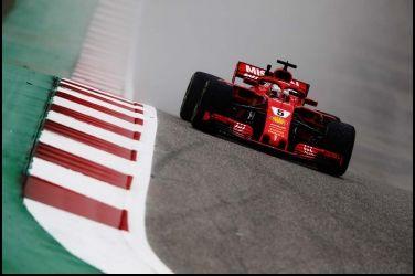 最後的掙扎Vettel困獸猶鬥
