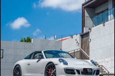任性一號   Porsche 911 Targa 4 GTS
