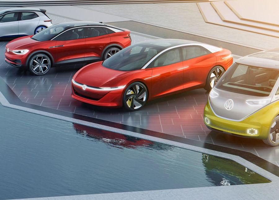 準備製造5000萬輛電動車?VW集團放下豪語