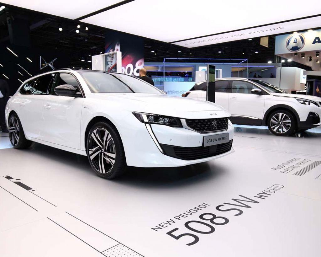 新世代綠能動力Peugeot Plug-in Hybrid