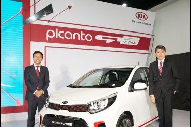 KIA全台最大展間開幕暨Picanto、Picanto GT-Line亮相