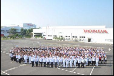 24th Honda亞洲暨大洋洲區域NHC活動在屏東舉辦