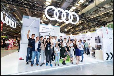 Audi 扶植台灣優秀新創  發掘智慧移動的創意解方