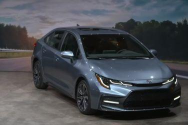 全新大改款Toyota Corolla(Altis)在北美發表了!!(發表會影音+組圖)