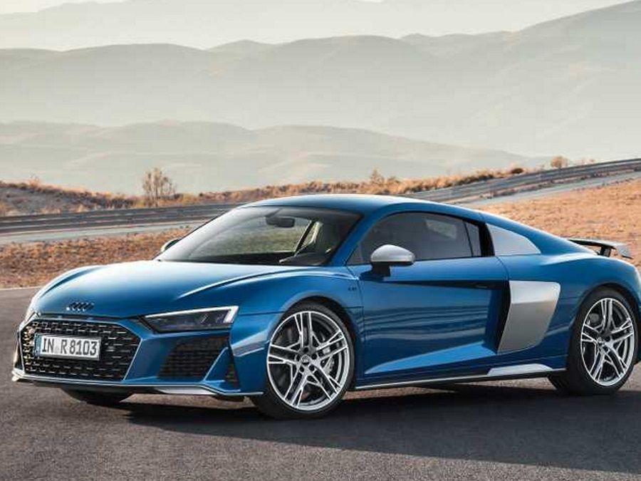 決定了!Audi R8將採用V10引擎單一設定