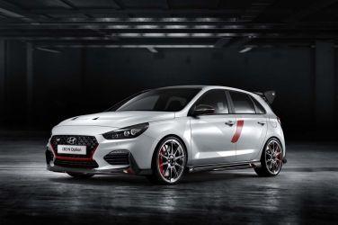 展示「N」未來願景 Hyundai i30 N Option