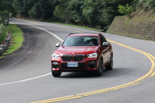 絶對跑格德式跨界休旅 BMW第二代X4 M40i試駕