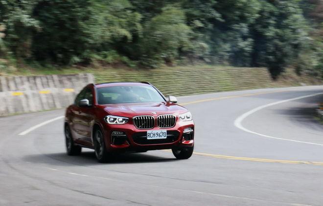 絶對跑格德式跨界休旅 BMW第二代X4 M40i試駕: Page 2 of 2