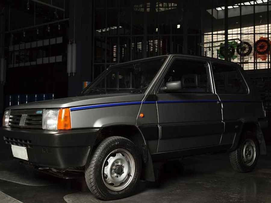 經過翻修改造後的Fiat Panda 4×4比新車更有魅力了