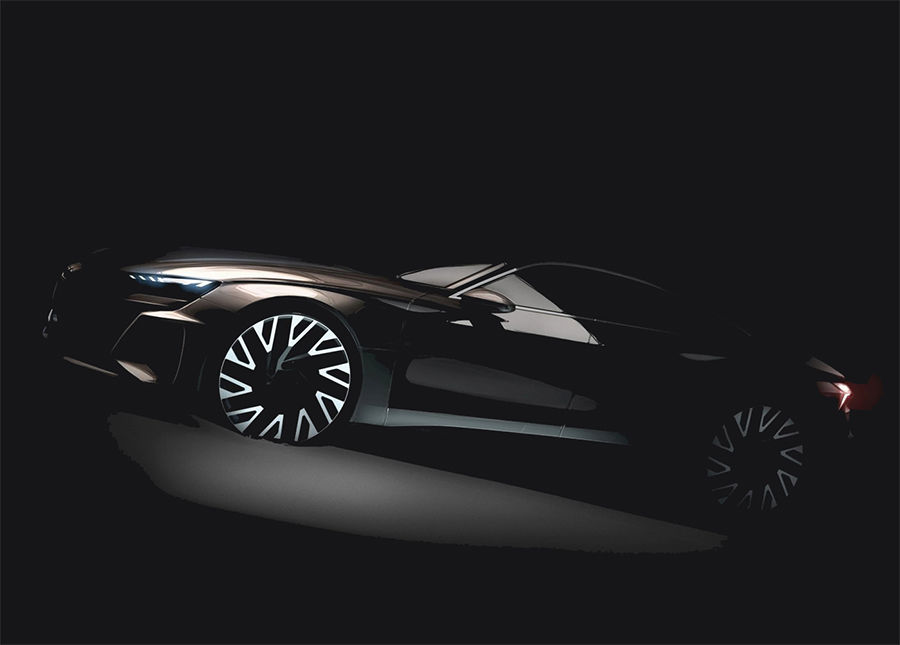 快,還要更快!Audi e-tron GT 12分鐘內完成80%充電