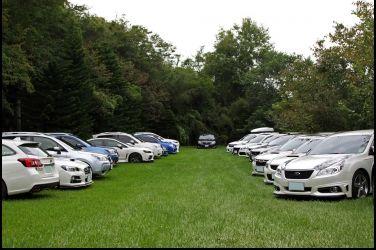 Subaru SUYA Club大會師 齊聚飛牛牧場好歡樂