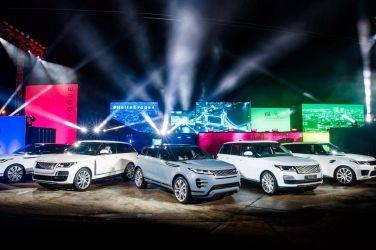 備受期待的豪華小型 SUV – 全新改款 Range Rover Evoque