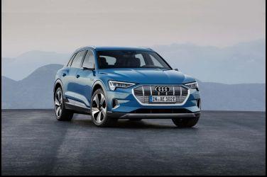 Audi e-tron電池外殼獲ASI認證