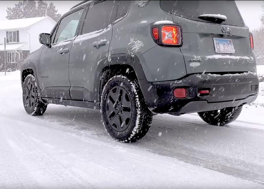 四輪傳動就不需要冬季胎嗎?國內外自駕遊你必須知道的事情