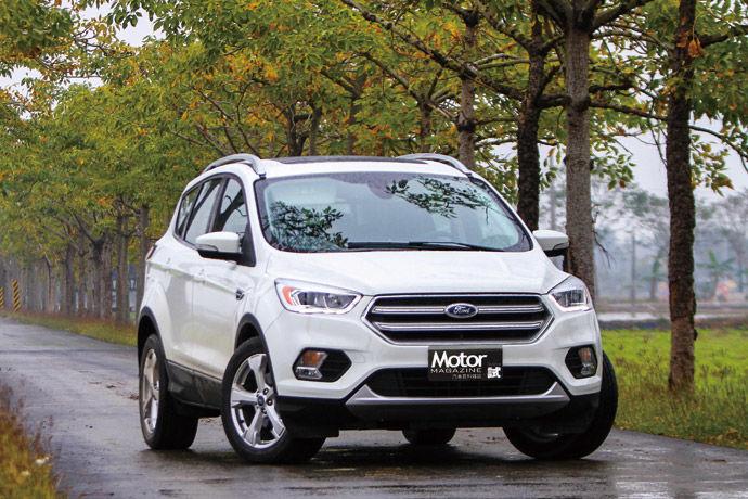 百萬內 聰明選    Ford Kuga EcoBoost 180
