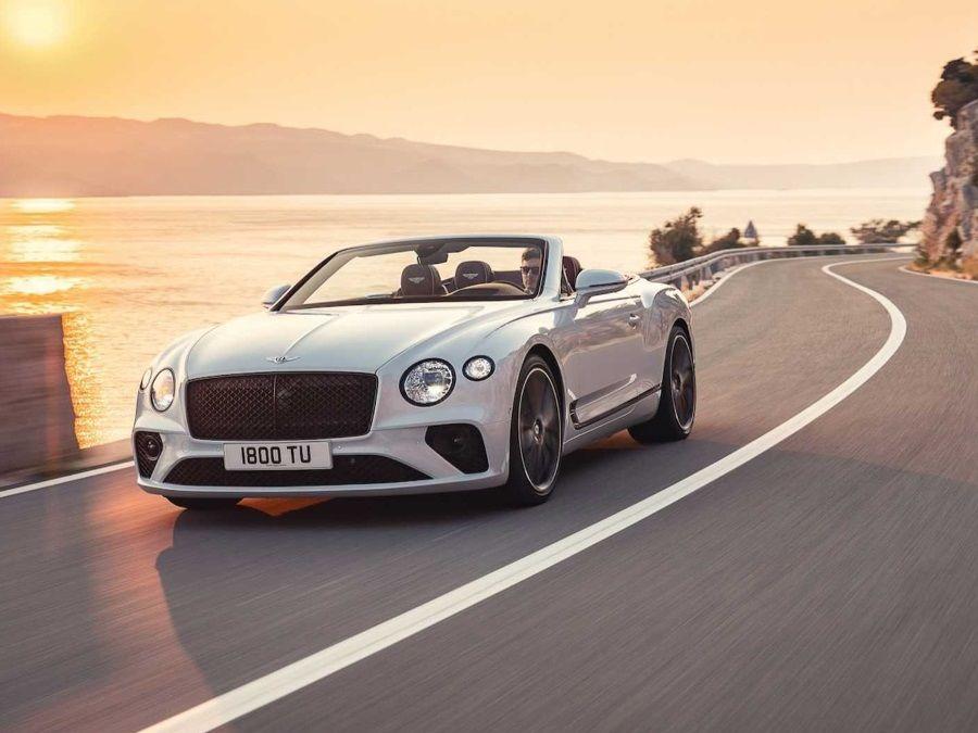 上空現身!2019 Bentley Continental GT Convertible正式發表