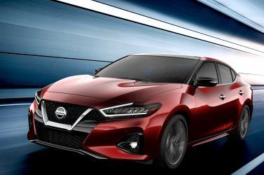 小改更帥氣  Nissan Maxima Facelift
