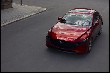 全新大改款Mazda 3發表!!!!