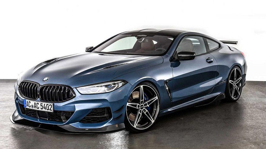 AC Schnitzer推出極具殺氣的BMW 8-Series改裝套件