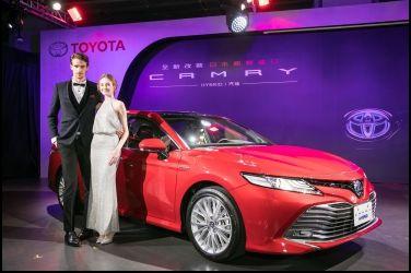 全新Toyota Camry改進口很稀奇?  一台Camry看台灣中大型房車興衰血淚(上)