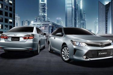 全新Toyota Camry改進口很稀奇?  一台Camry看台灣中大型房車興衰血淚(下)