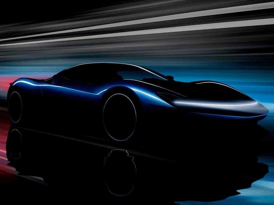 Pininfarina PF0新釋出的預覽照讓人更加期待了