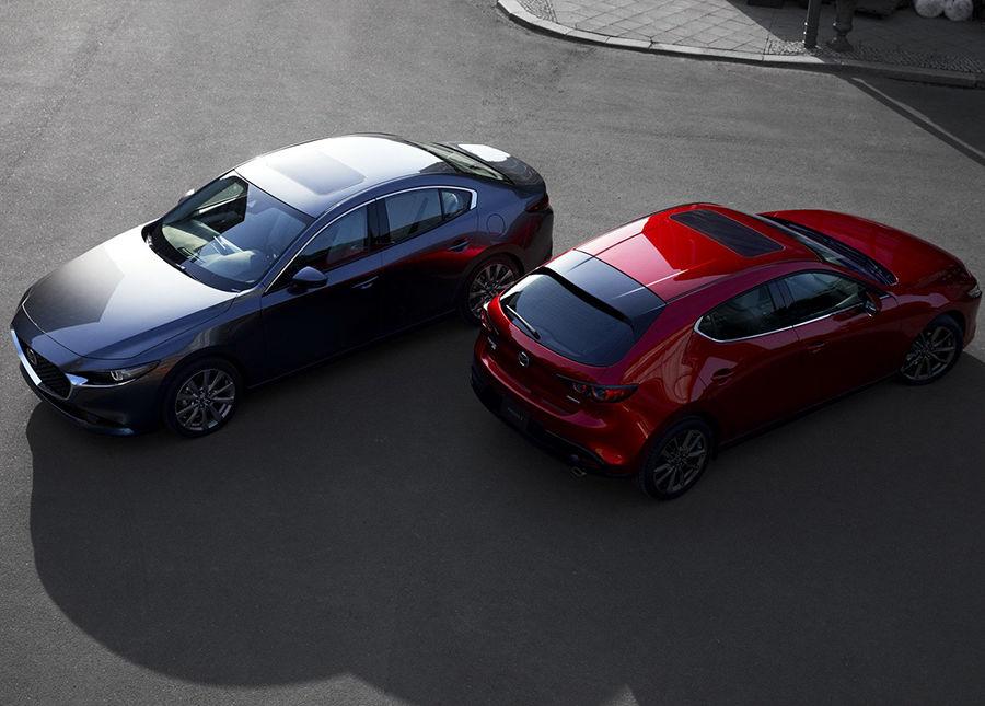 魂動新詮釋,2019 Mazda 3 官方資訊流出!