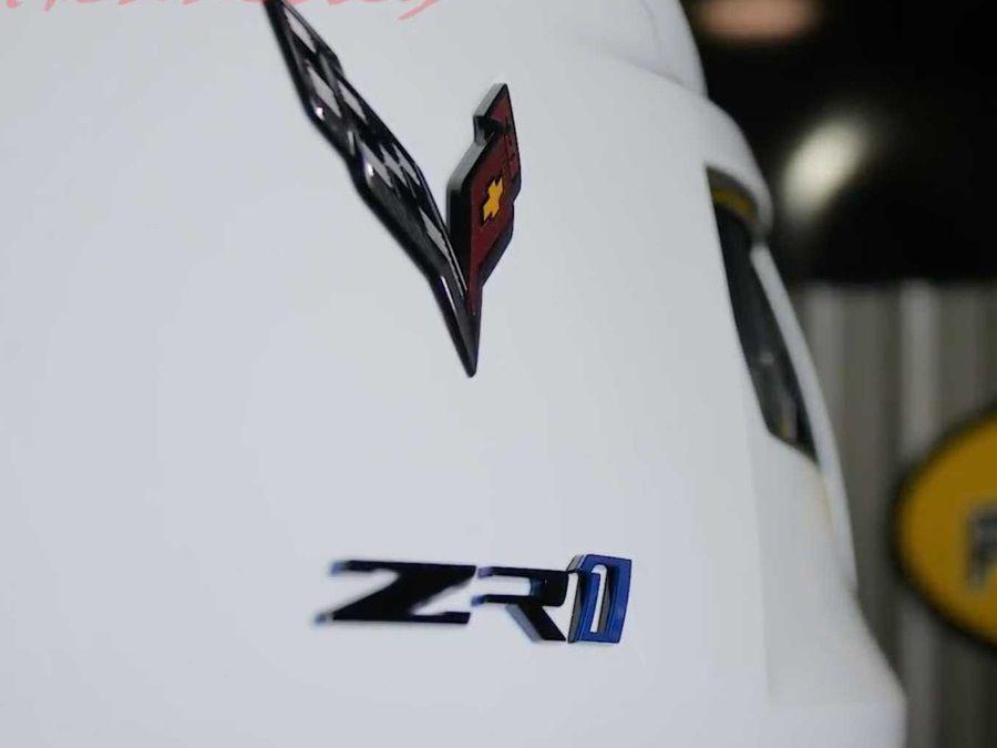 驗明實力! Hennessey Corvette ZR1在馬力機上做出706HP的輪上馬力