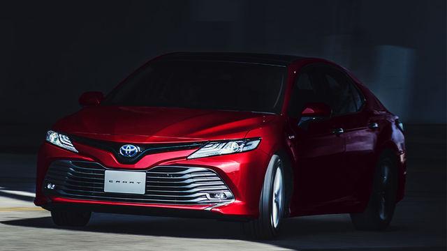 2018年12月 Toyota 豐田全車系中古車行情表