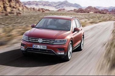 19年式Volkswagen Tiguan / Tiguan Allspace嶄新抵台