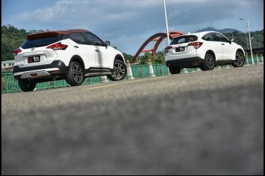 踩界  Nissan Kicks vs. Honda HR-V(四、結論報告)