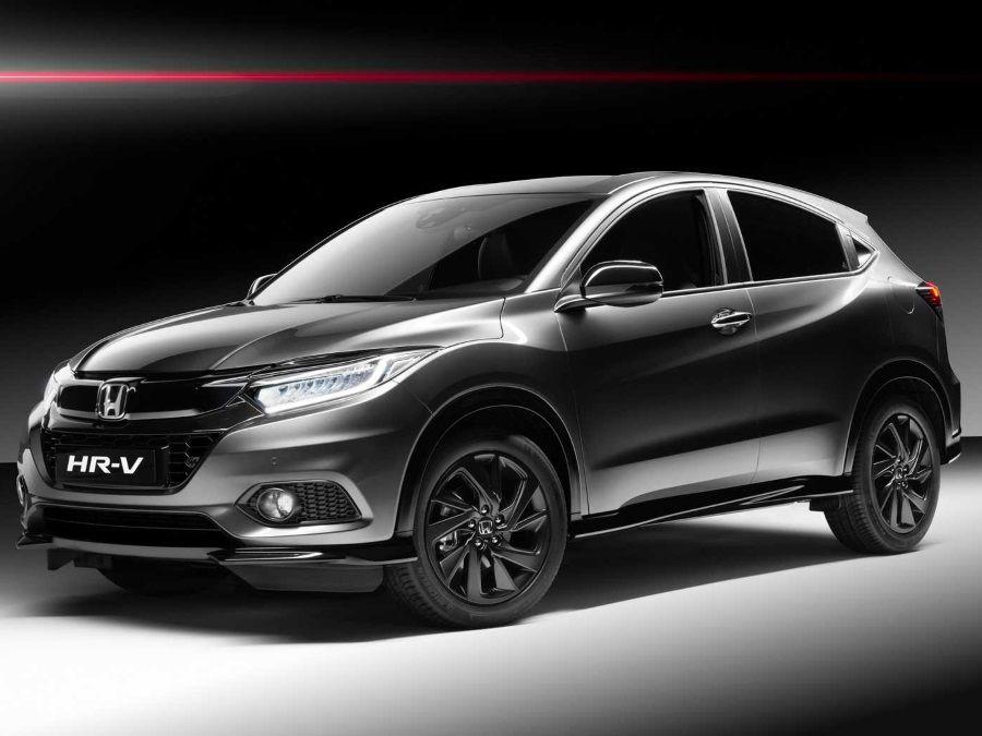 歐洲市場獲得了擁有180HP的Honda HR-V Sport