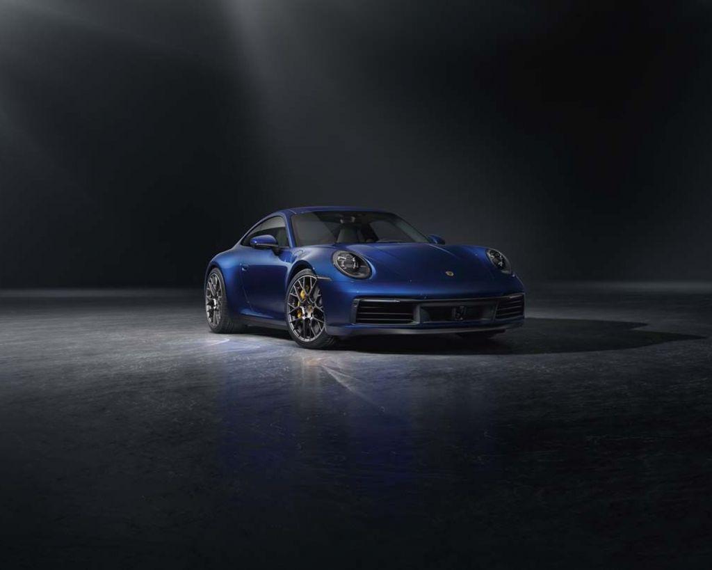 全新Porsche 911:更強悍、更快、全面數位化