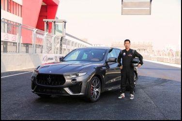 指名挑戰Urus Maserati Levante Trofeo