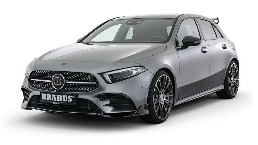 覺得Mercedes A250不夠性能?讓Brabus來幫你
