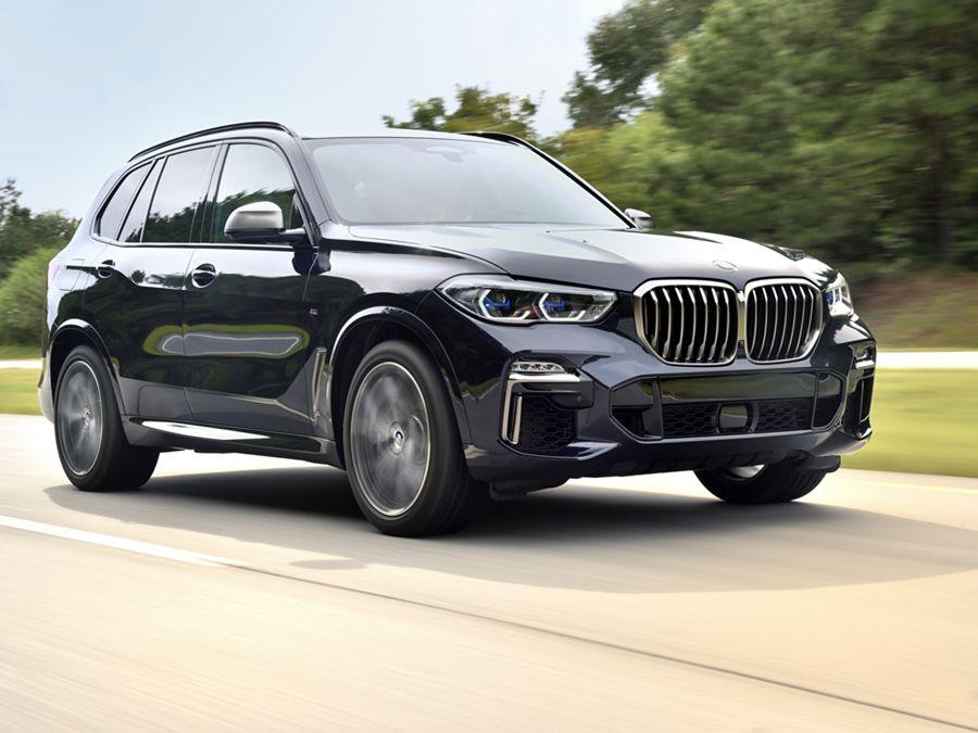 第四代全新BMW X5汽柴油入門價同為343萬 暴力款X5 M50d規格搶先看!