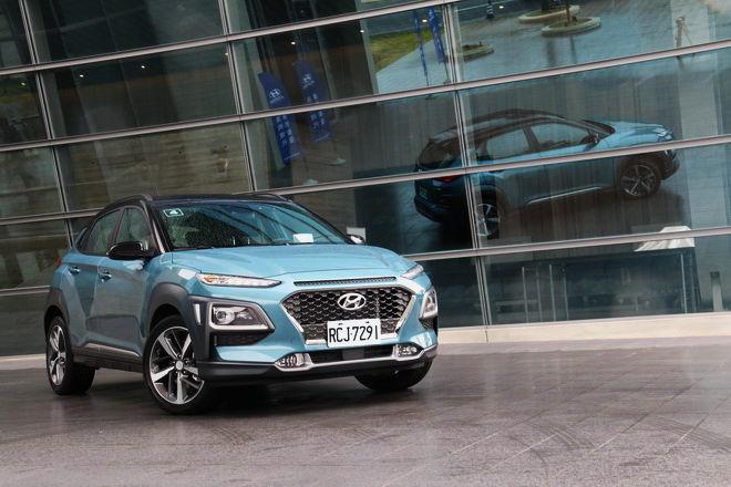 充滿青春活力的韓式好料 Hyundai Kona極致版試駕-外觀內裝篇