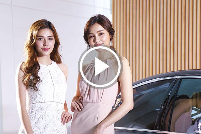 2019台北新車大展 預賞Volvo凱渥名模
